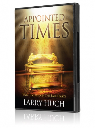 Image of Appointed Times - Jesus Revealed in the Fall Feasts4 CD Series