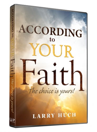 Image of According To Your Faith 3CDS