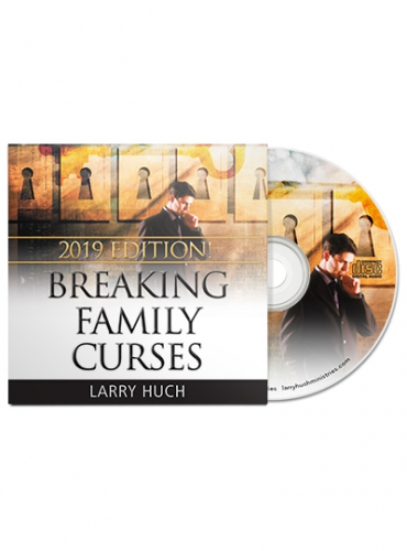 Image of Breaking Family Curses 2019 Edition Single CD