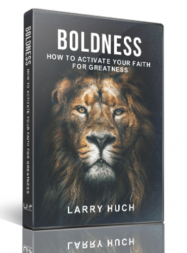 Image of 'Boldness - How to Activate Your Faith For Greatness'