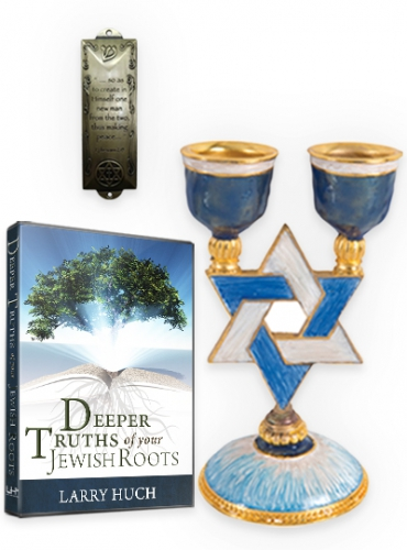 Image of Deeper Truths of Your Jewish Roots Offer 3