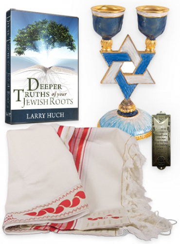 Image of Deeper Truths of Your Jewish Roots Offer 4