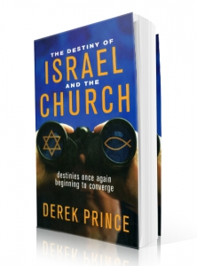 Image of The Destiny of Israel and the Church Book by Derek Prince