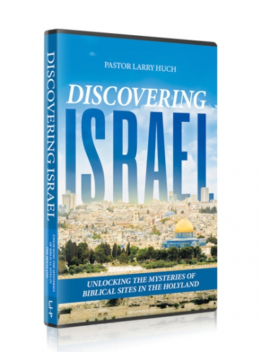 Image of Discovering Israel - 2019 Tour DVD