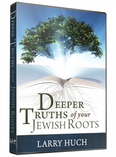 Image of Deeper Truths of Your Jewish Roots 5CDS