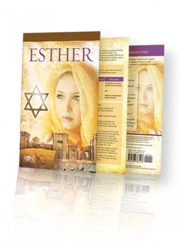Image of Esther Fold-Out Booklet