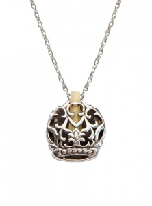 Image of Queen Esther Necklace with Chain
