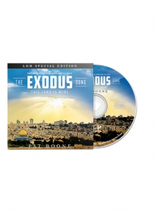 Image of The Exodus Song - This Land Is Mine CD by Pat Boone