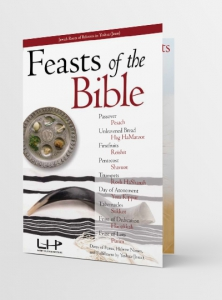Image of Feasts of the Bible Booklet