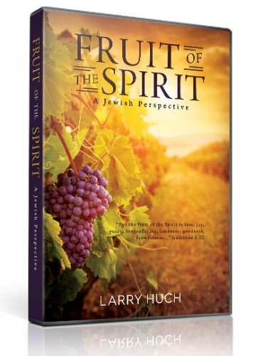 Image of Fruit of the Spirit 5CDS by Pastor Larry Huch