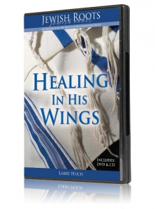 Image of Healing in His Wings CD/DVD