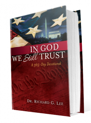 Image of In God We Still Trust Devotional Book
