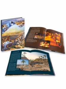 Image of Israel Coffee Table Book
