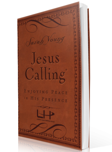 Image of Jesus Calling - Enjoying His Presence Devotional Book