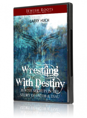 Image of Jacob and Esau - Wrestling With Destiny 3CD Teaching Series