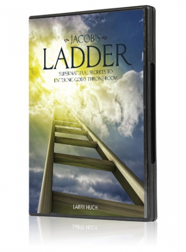 Image of Jacob's Ladder 4 CD Teaching Pastor Larry Huch