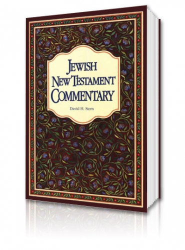 Image of Jewish New Testament Commentary