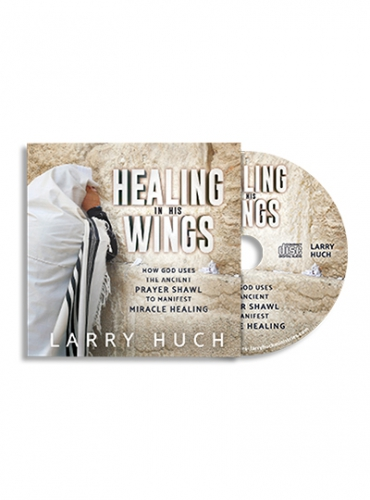 Image of July Healing in His Wings Offer 1