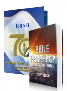 Image of Pentecost - Israel, America and Prophecy Offer 2
