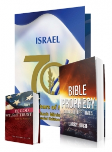 Image of Pentecost - Israel, America and Prophecy Offer 3