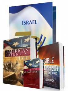Image of Pentecost - Israel, America and Prophecy Offer 4