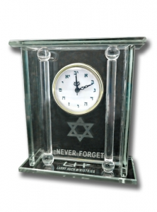 Image of Never Forget Clock