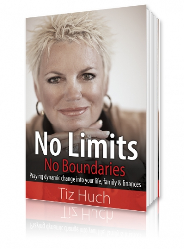 Image of No Limits - No Boundaries - Book - Tiz Huch