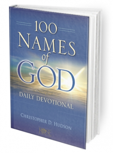 Image of 100 Names of God Daily Devotional Book