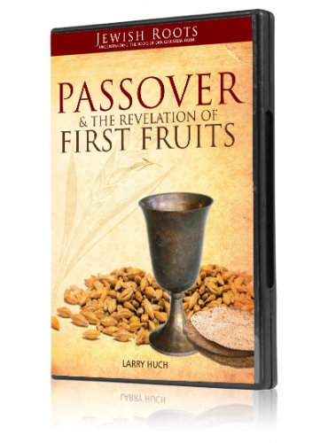 Image of Passover & the Revelation of First Fruits 4CDS