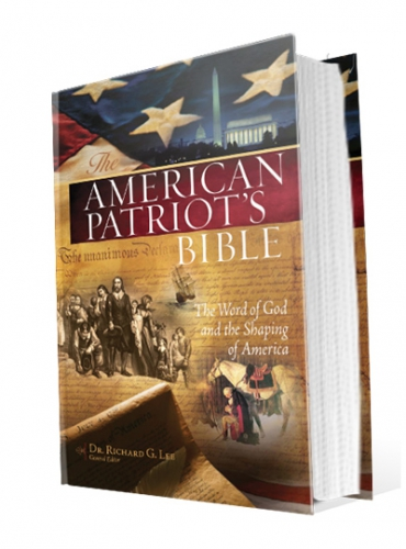 Image of The American Patriot's Bible