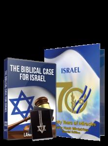 Image of Passover - Celebrating Israel Offer 3