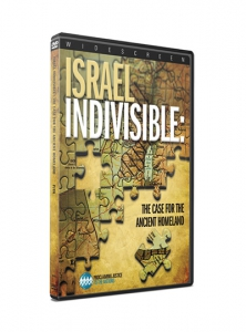 Image of Israel Indivisible: The Case for the Ancient Homeland DVD