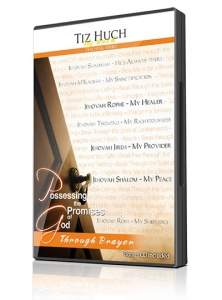 Image of Possessing the Promises of God Through Prayer 6-CD Set, plus bonus CD Pray Along with Tiz