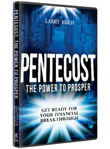 Image of Pentecost - The Power to Prosper CD/DVD Combo
