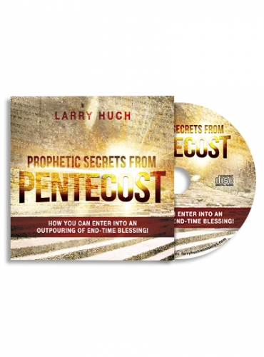 Image of Prophetic Secrets From Pentecost 1CD/Message and Bonus Content
