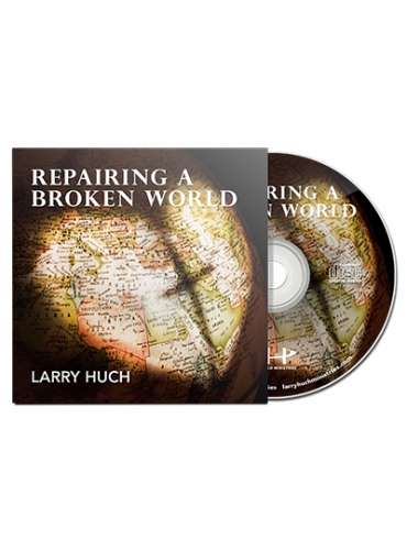 Image of Repairing A Broken World 1 CD/2 Messages