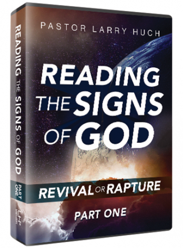 Image of Reading the Signs of God - Revival or Rapture?