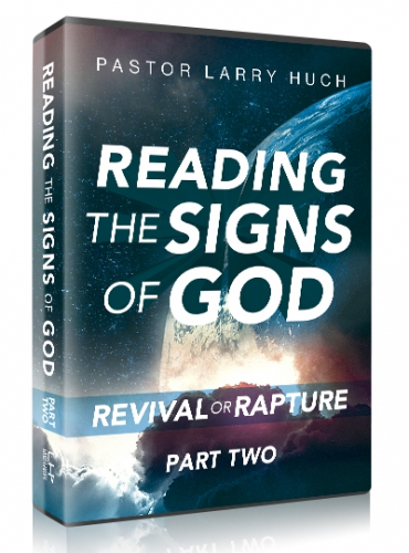 Image of Reading The Signs of God - Revival or Rapture, Pt. 2 CD