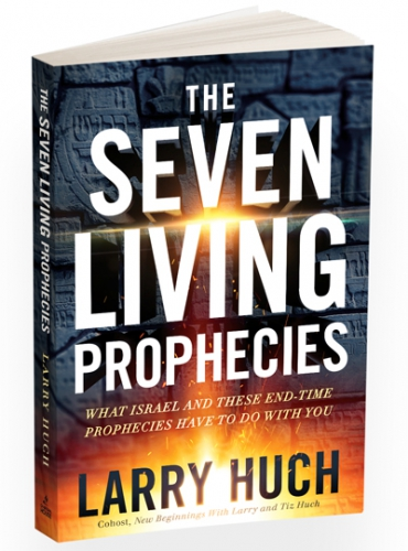 Image of Seven Living Prophecies Book Promo Offer