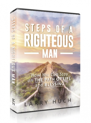 Image of The Steps of a Righteous Man 2CD/4 Messages