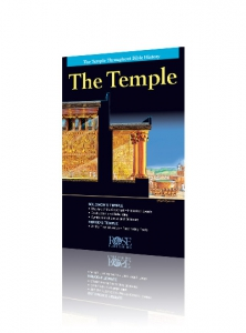 Image of The Temple Fold Out Booklet