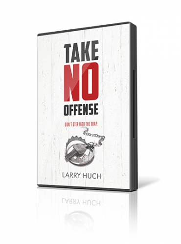 Image of Take No Offense 4-CD Series