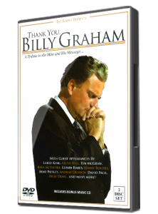 Image of Thank You Billy Graham DVD