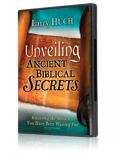 Image of Unveiling Ancient Biblical Secrets CD and DVD