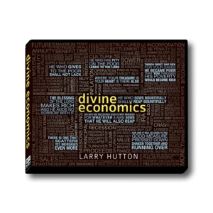 Image of Divine Economics
