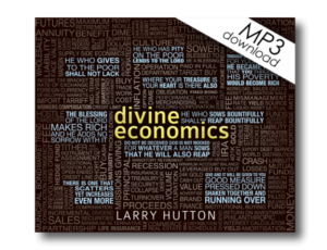 Image of Divine Economics (3 MP3 Set)