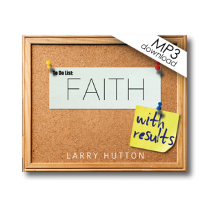 Image of Faith With Results (3 MP3 Set)