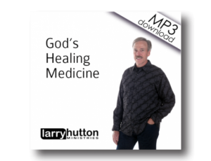 Image of God's Healing Medicine (MP3)
