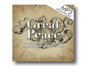 Image of Great Peace (MP3)