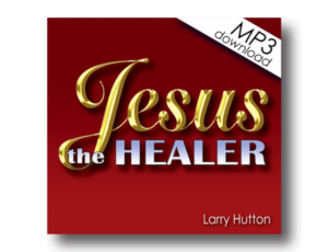 Image of Jesus The Healer (3 MP3 Set)
